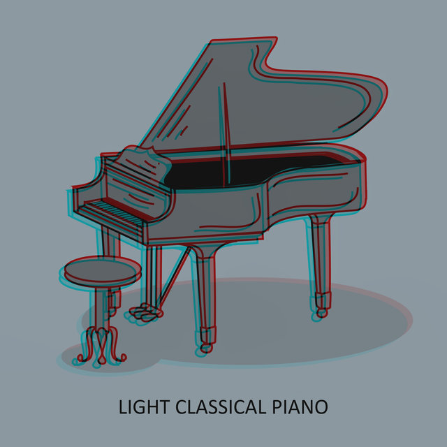 Light Classical Piano: Mellow Jazz for Relaxation, Sleep, Rest & Relax, Beautiful Piano Music, Instrumental Jazz Music Ambient