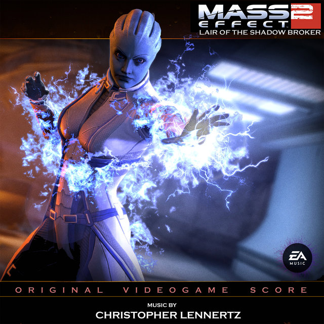 Mass Effect 2: Lair of the Shadow Broker (Original Video Game Score)