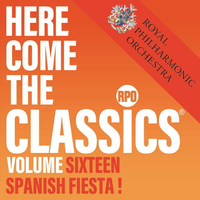 Here Come the Classics, Vol. 16: Spanish Fiesta!
