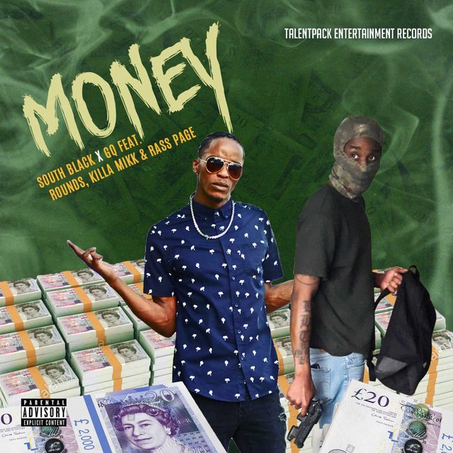 Money (feat. Rounds, Killa Mikk & Rass Page)