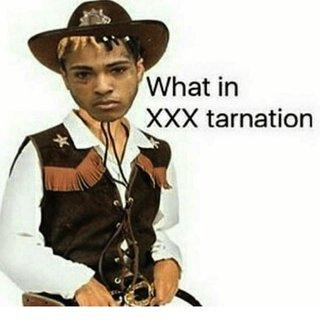 What in XXXTarnation (feat  Ski Mask the Slump God) / XXXTENTACION