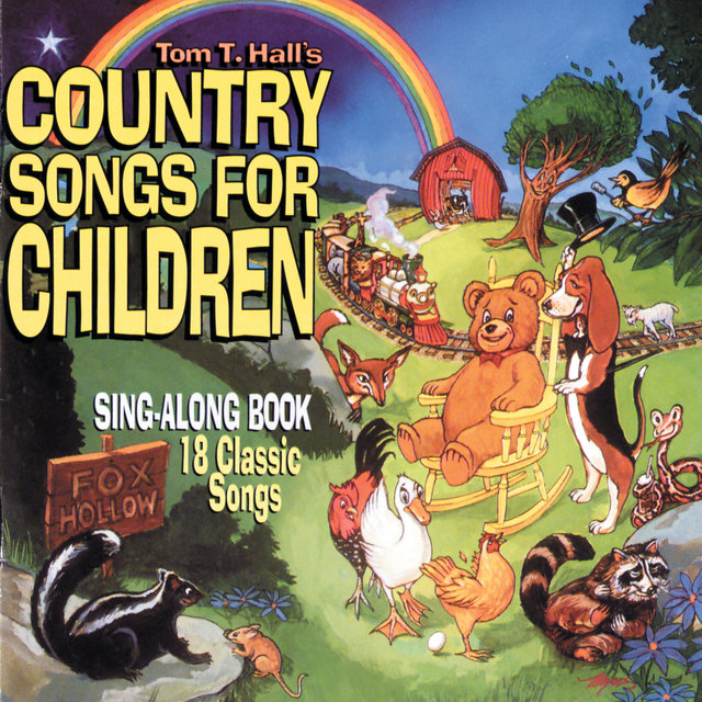 Country Songs For Children (Reissue)