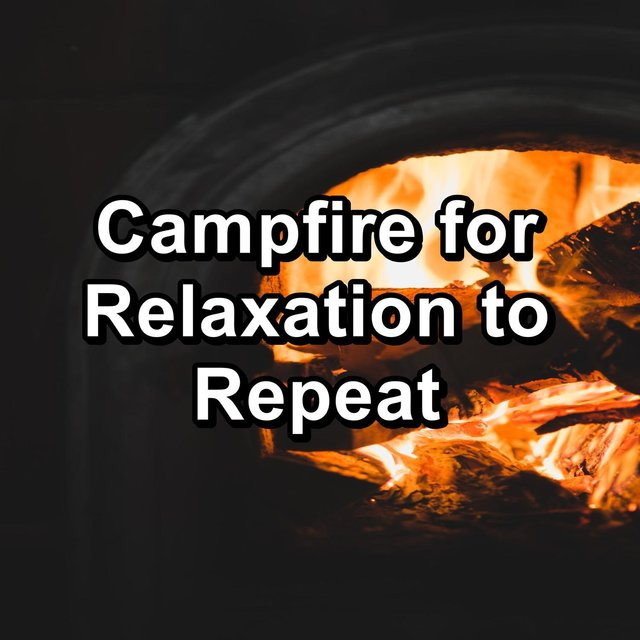 Campfire for Relaxation to Repeat