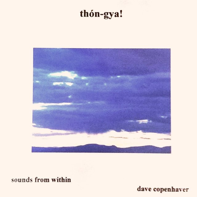 Thon-gya! - Sounds from Within - EP