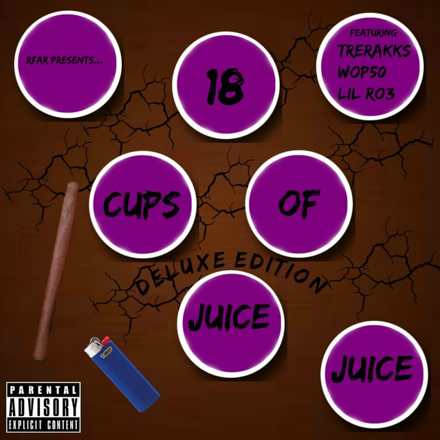 18 Cups of Juice (Deluxe Edition)