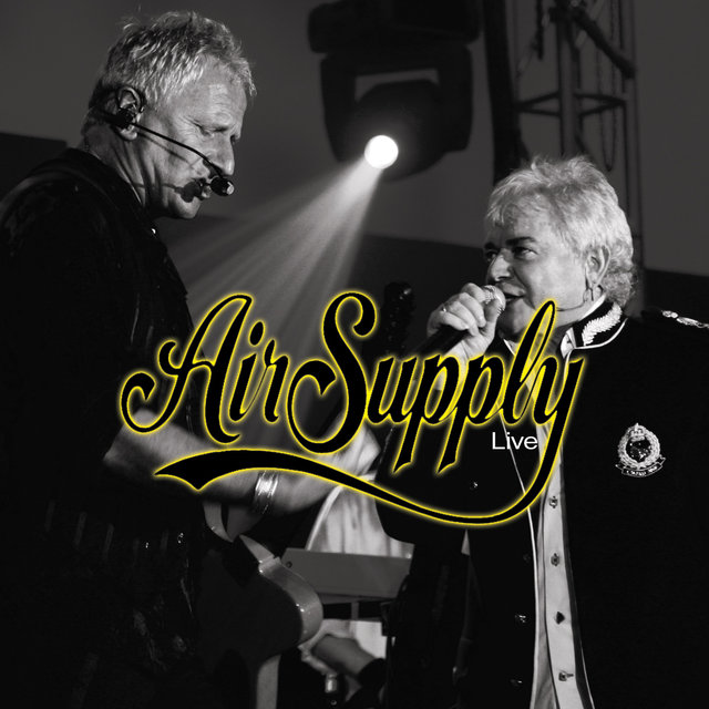 Air Supply Live