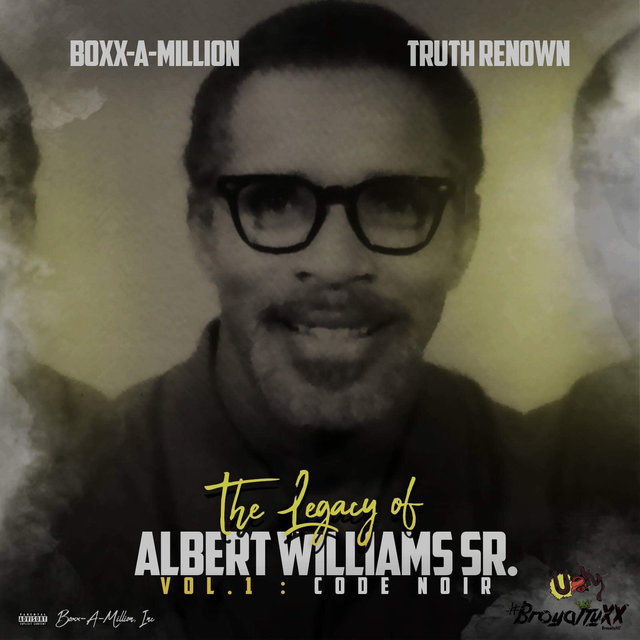 The Legacy of Albert Williams Sr., Vol.1: Code Noir