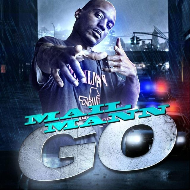 Cover art for album Go by Mail Mann
