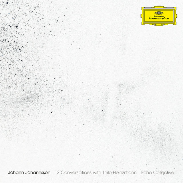 Jóhannsson: 12 Conversations with Thilo Heinzmann