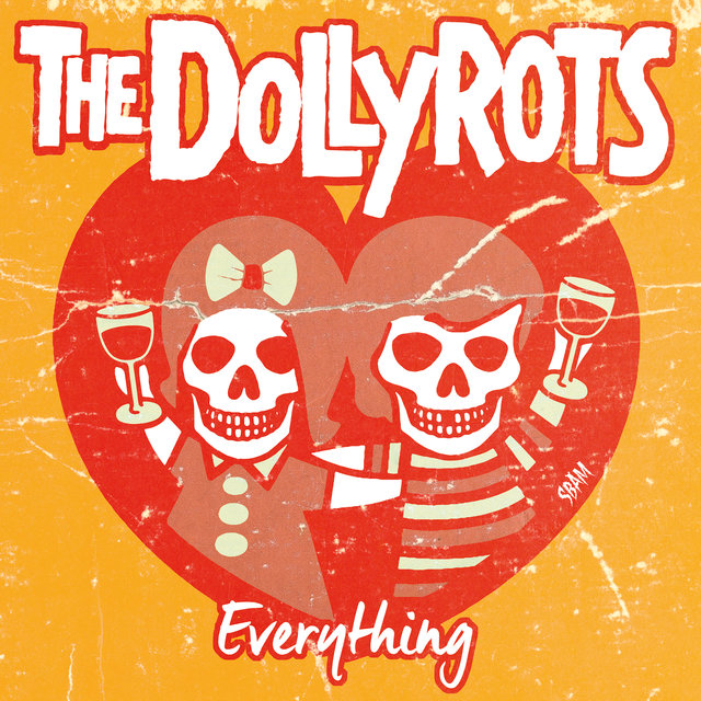 Cover art for album  by The Dollyrots