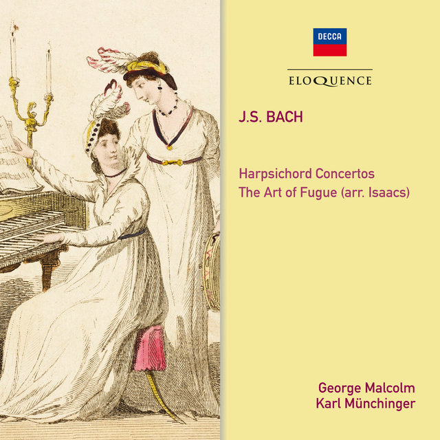 J.S. Bach: Harpsichord Concertos / The Art Of Fugue