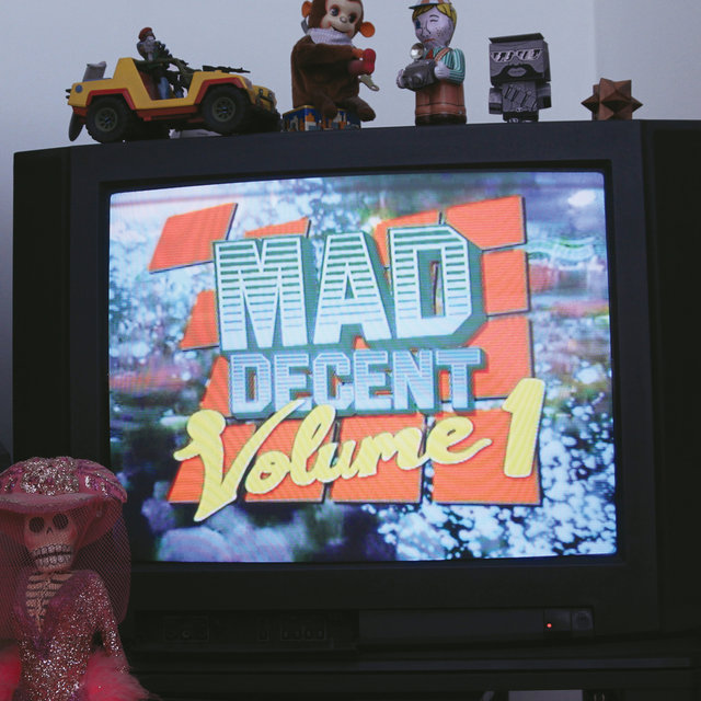 Mad Decent Vol. 1