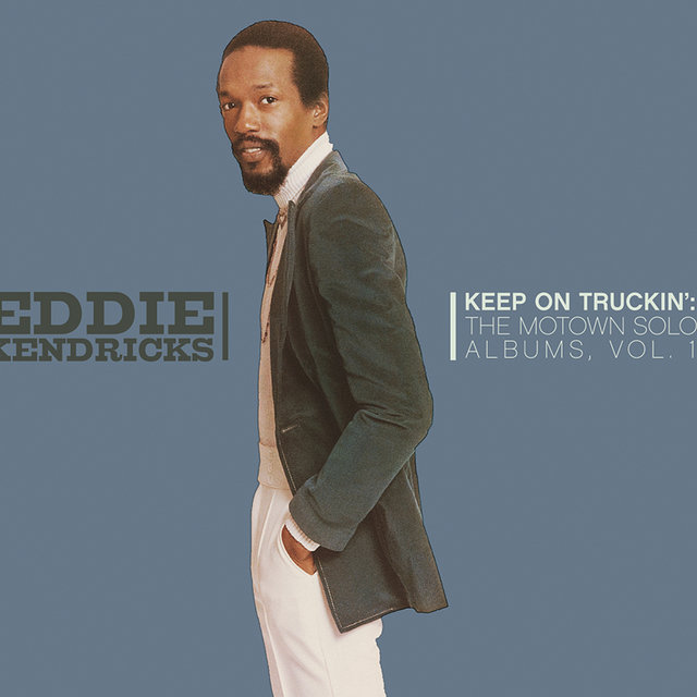 The Eddie Kendricks Collection, Volume 1