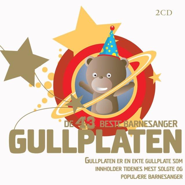 Cover art for album  by Anne Brændeland, Artister av barnesanger og barnemusikk