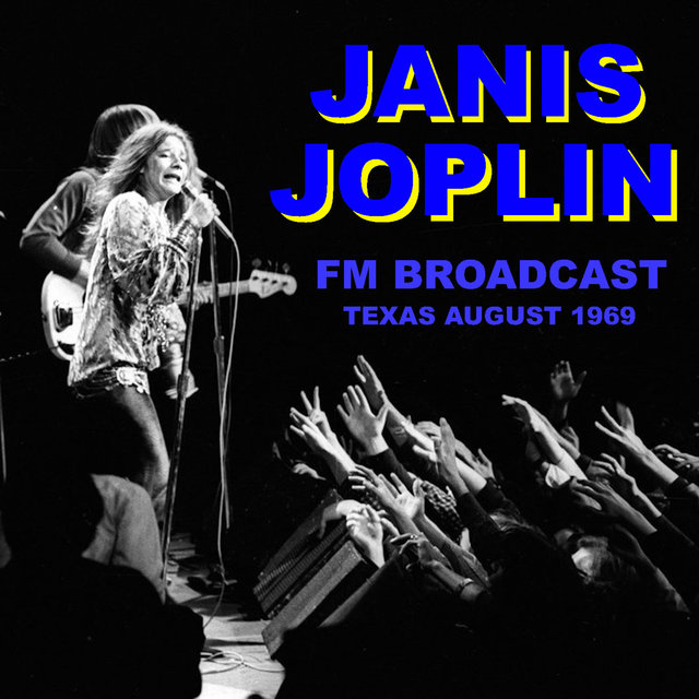 Janis Joplin FM Broadcast Texas August 1969