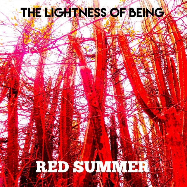 Cover art for album  by The Lightness of Being