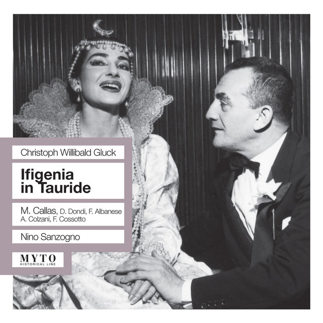 Gluck: Iphigenia auf Tauris (Sung in Italian) [Recorded Live 1957]