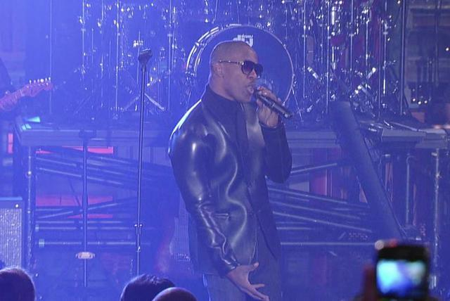 Best Night Of My Life (Jamie Foxx - Best Night Of My Life (Live on Letterman))