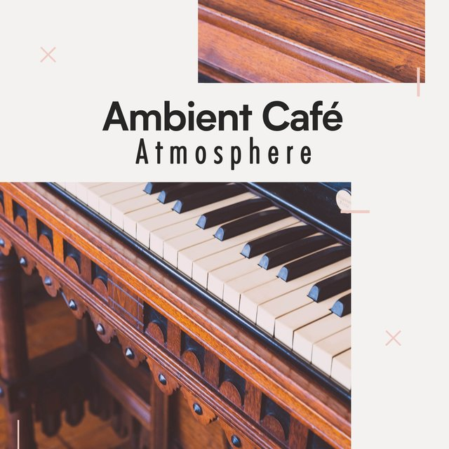 Ambient Café Grand Piano Atmosphere