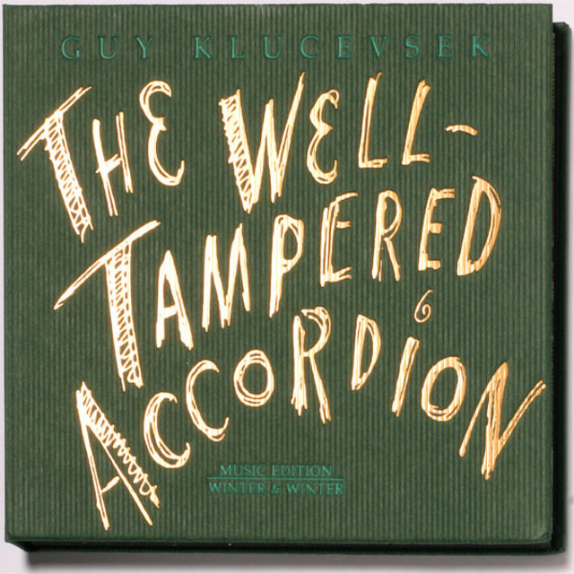 The Well-Tampered Accordion