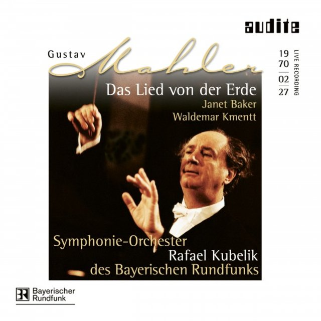 Gustav Mahler: Das Lied von der Erde ('The Song of the Earth') [Live]