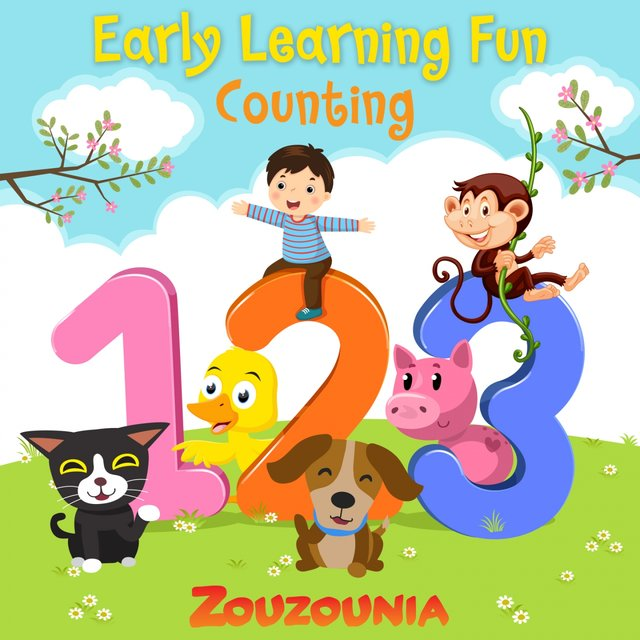 Early Learning Fun - Counting