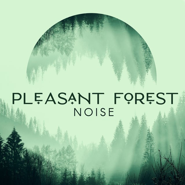 Pleasant Forest Noise – New Age Music for Body and Mind, Relaxing Therapy, Natural Sounds, Just Calm, Morning Breeze, Feel Better