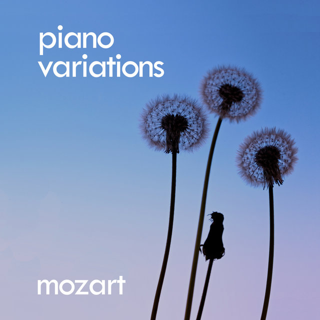 Mozart: Piano Variations
