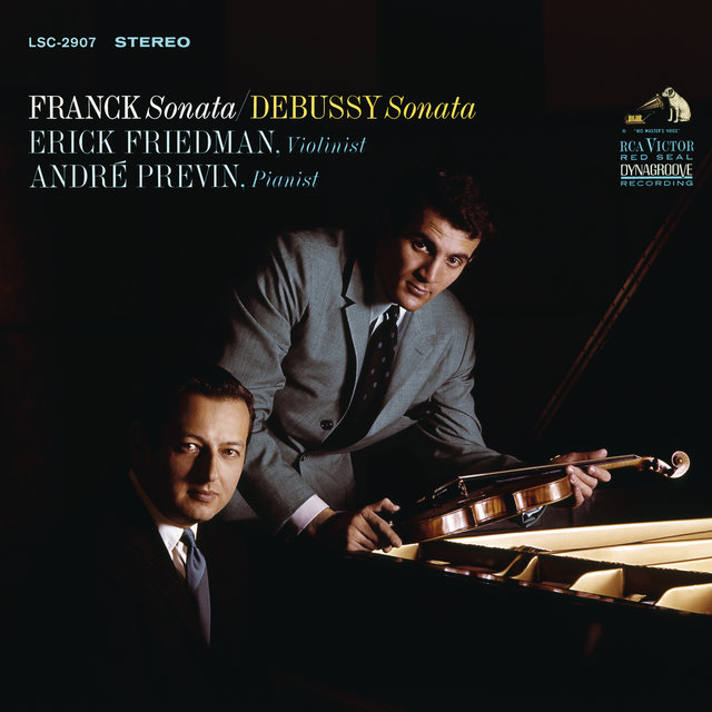 Franck: Violin Sonata in A Major,FWV8 & Debussy: Violin Sonata in G Minor, L. 140