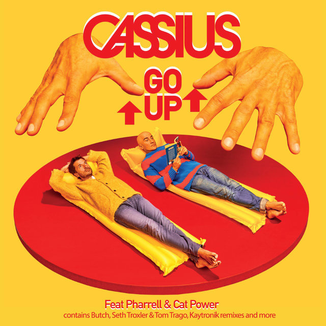 Go Up (feat. Cat Power & Pharrell Williams)