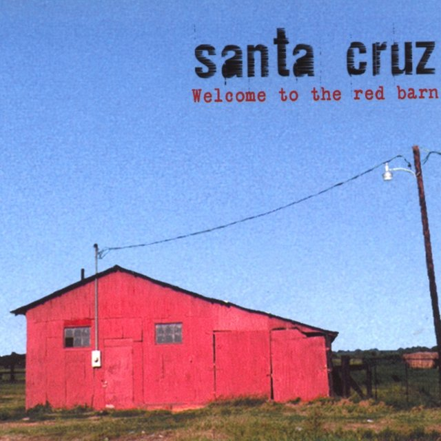 Welcome to the red barn