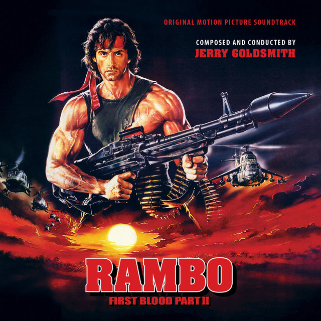 Rambo: First Blood, Pt. II