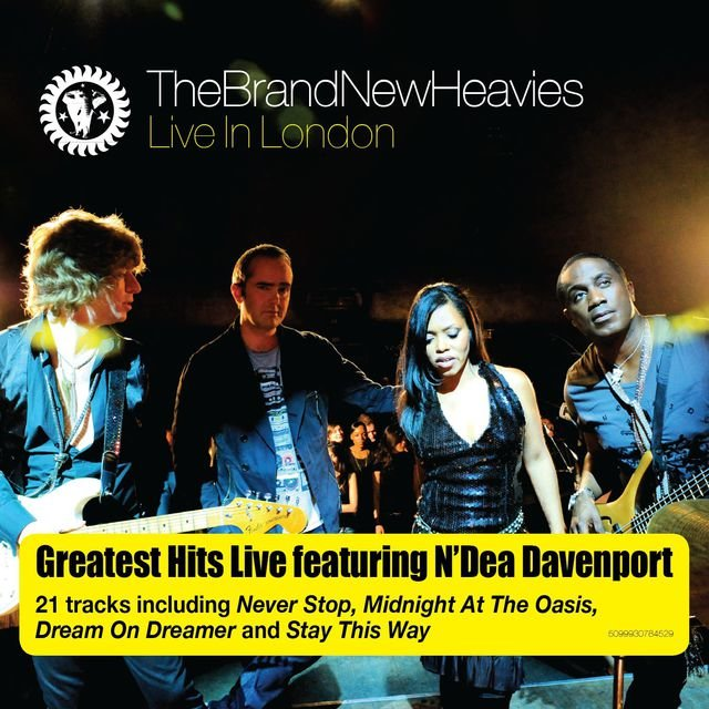 Live In London (feat. N'Dea Davenport)