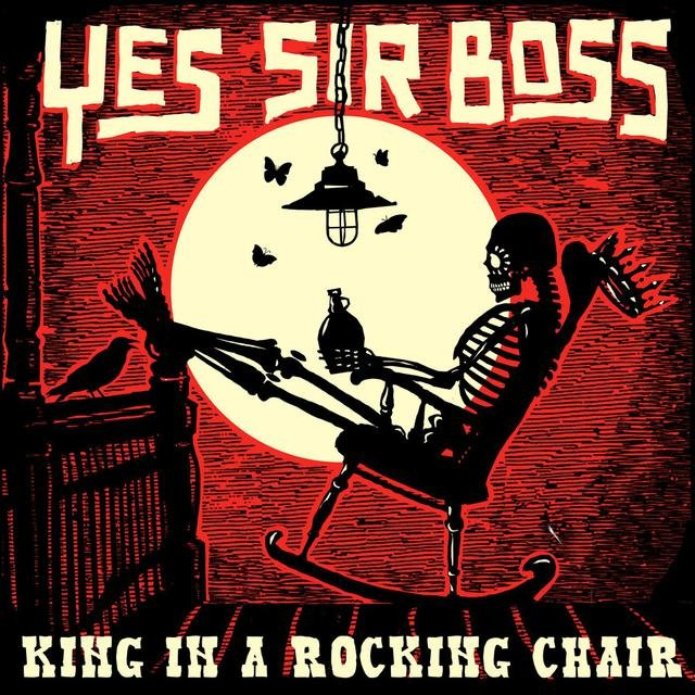 King in a Rocking Chair