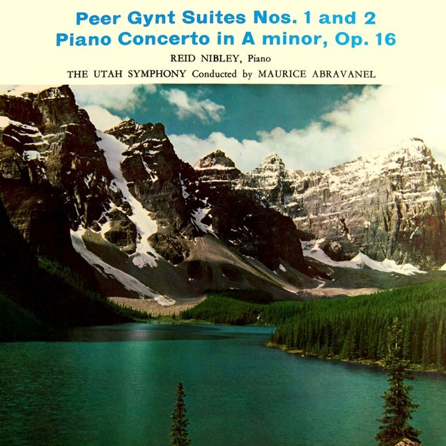 Peer Gynt Suites No. 1 & 2