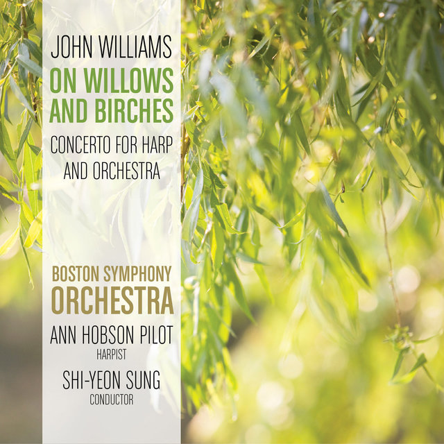 On Willows and Birches, Concerto for Harp and Orchestra