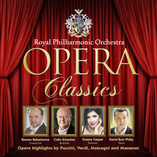Opera Classics - Opera highlights by Puccini, Verdi, Mascagni and Massenet