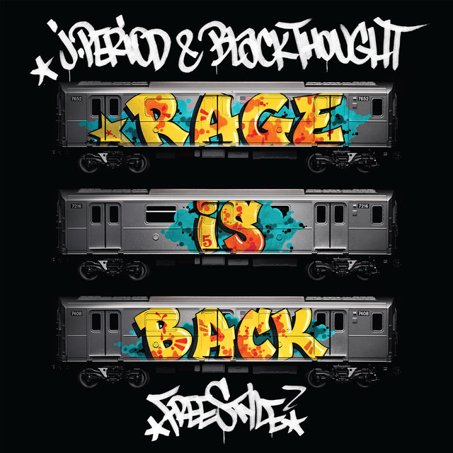 RAGE IS BACK [Freestyle]