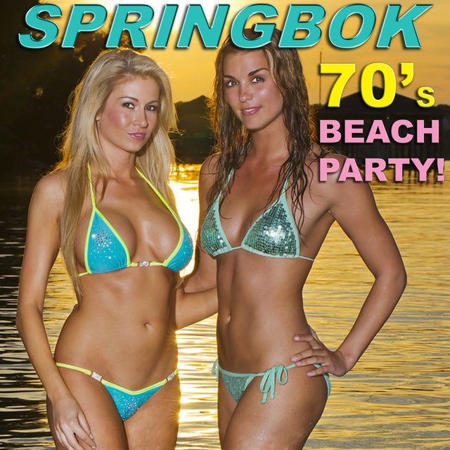 Springbok 70's Beach Party