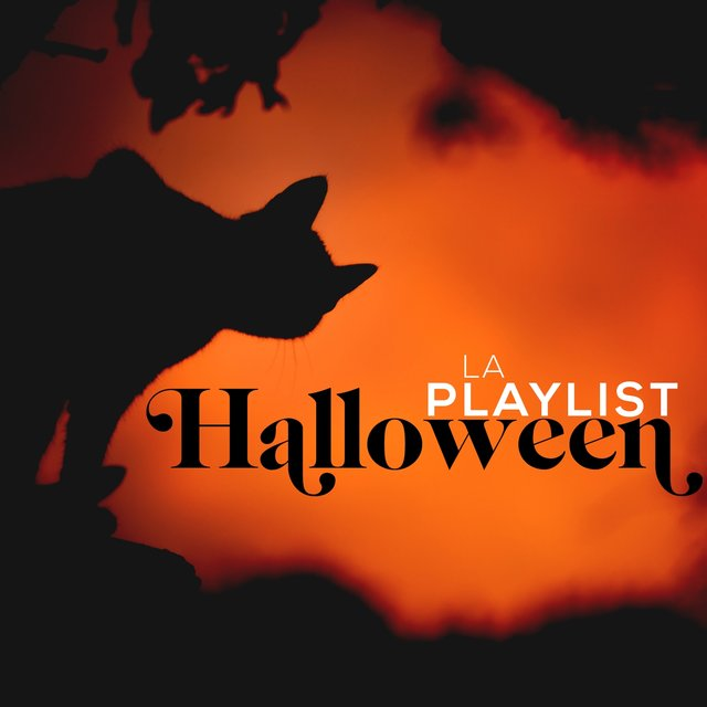 La playlist halloween