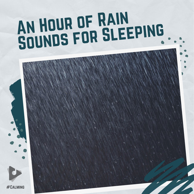 An Hour of Rain Sounds for Sleeping