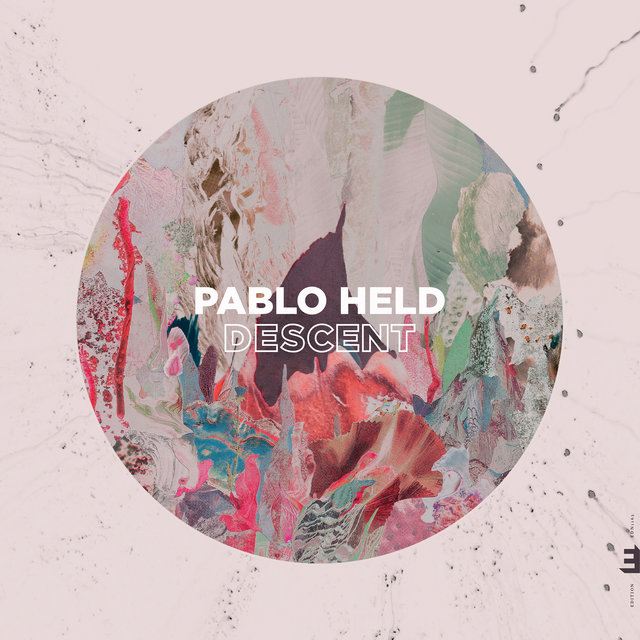 Cover art for album Descent by Pablo Held