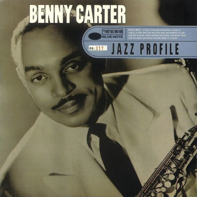 Jazz Profile: Benny Carter