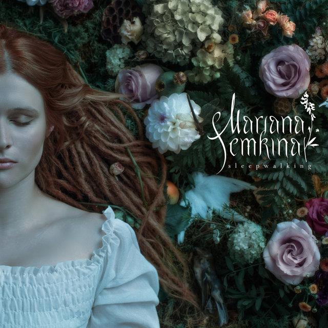 Cover art for album Sleepwalking by Mariana Semkina