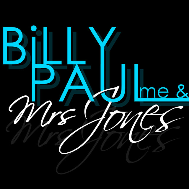 Me and Mrs. Jones - Single