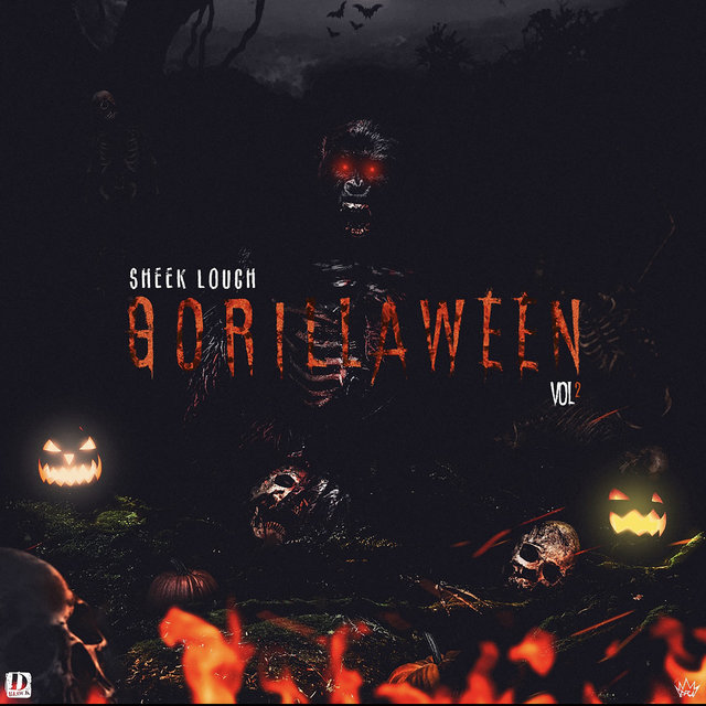 Cover art for album Gorillaween, Vol. 2 by Sheek Louch