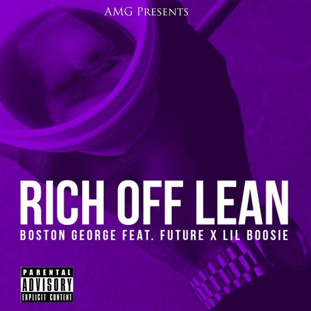 Rich Off Lean (feat. Future & Lil Boosie) - Single