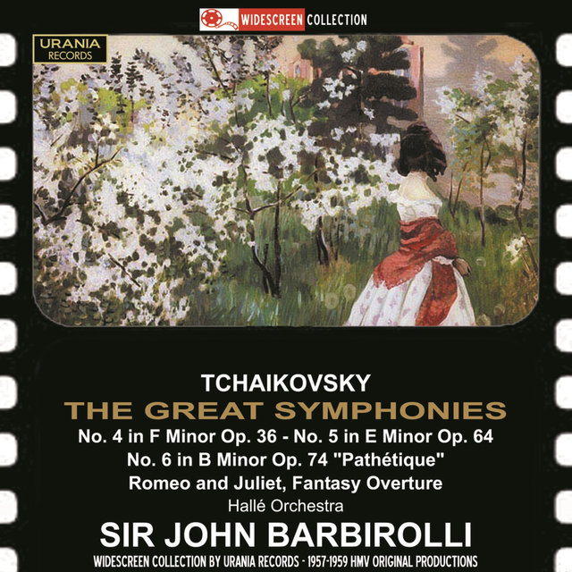 Tchaikovsky: The Great Symphonies