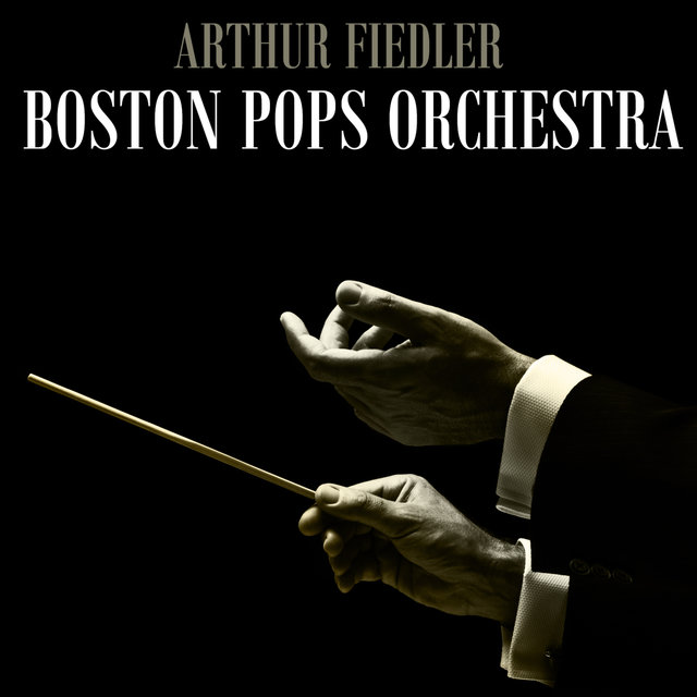 Arthur Fiedler meets Boston Pops Orchestra
