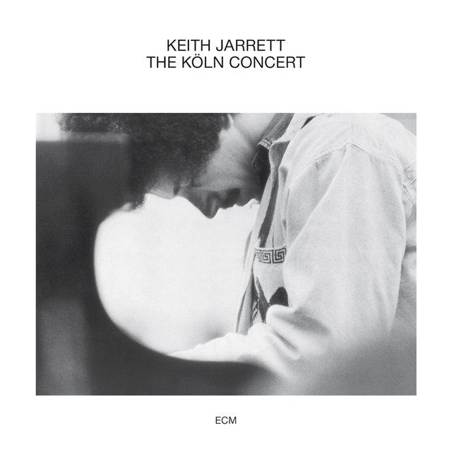 Cover art for album The Köln Concert by Keith Jarrett